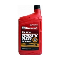 FORD Motorcraft 5W30 SN Synthetic Blend,  0.946л XO-5W30-Q1SP