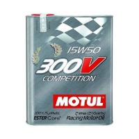 MOTUL 300V Competition 15W50, 2л 104244